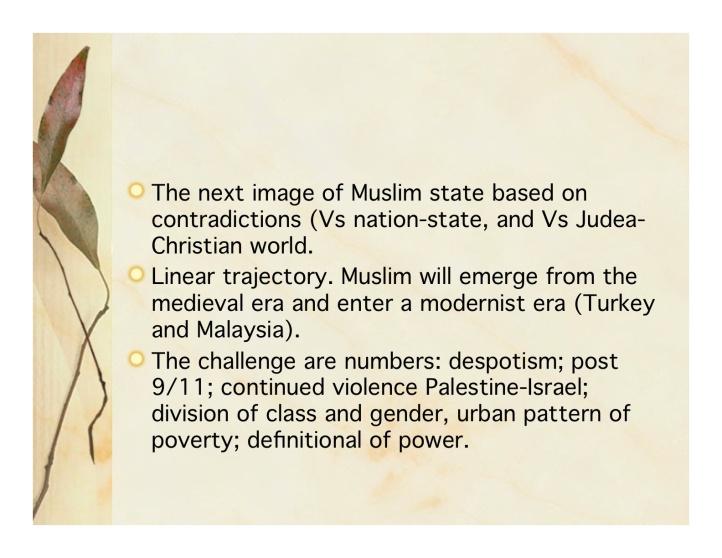 muslim state43