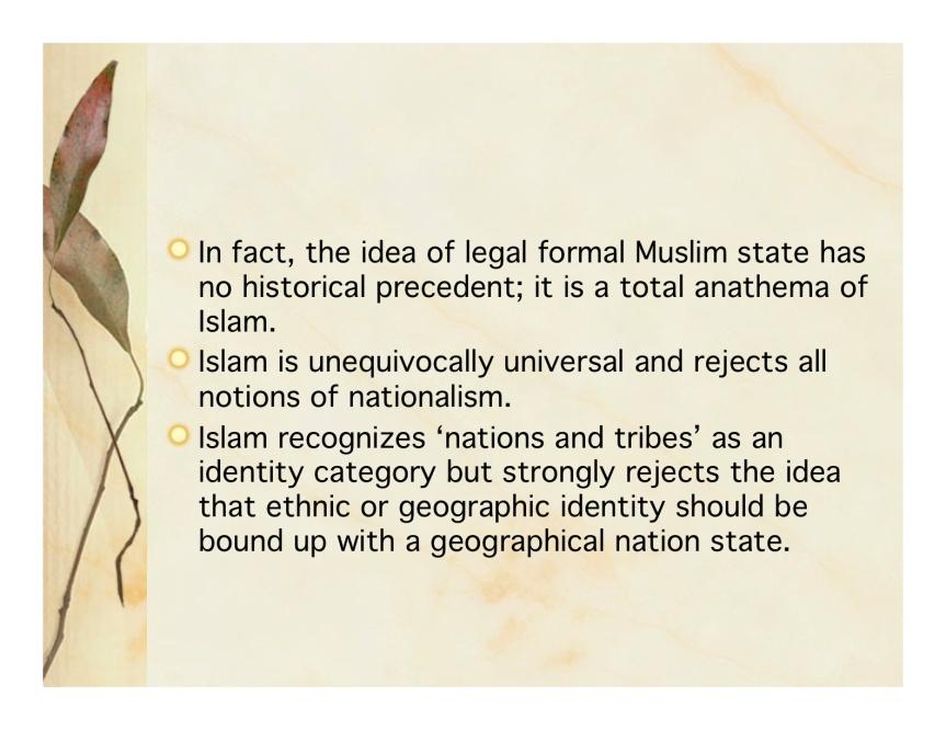 muslim state54