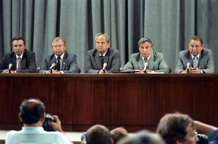 Soviet Coup 1991