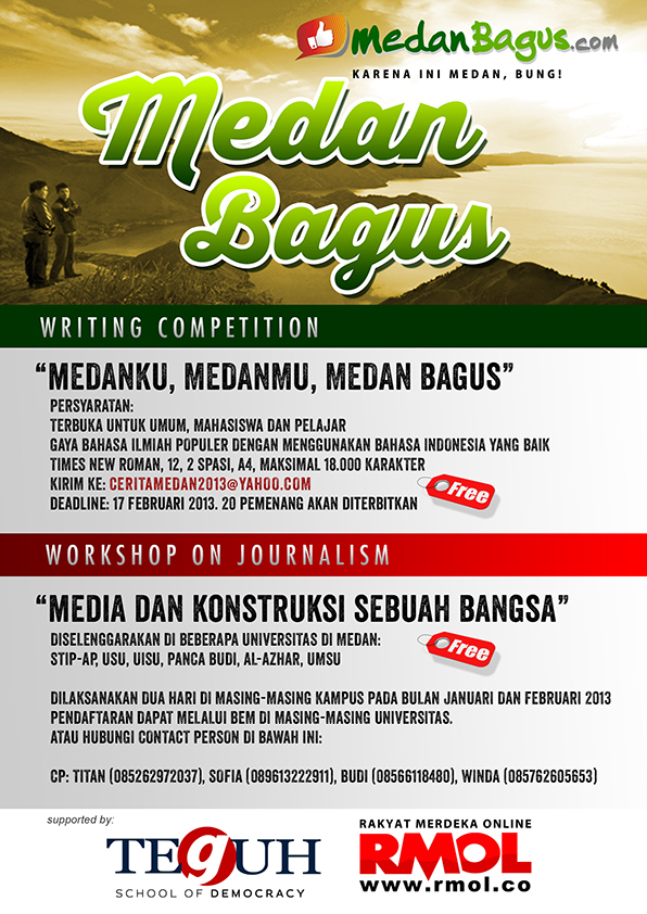 workshop on journalism
