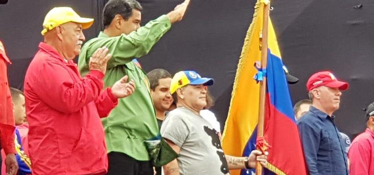 Maduro's rally1