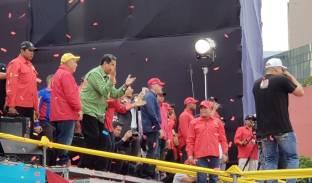 Maduro's rally10