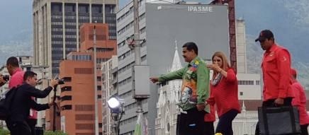 Maduro's rally11