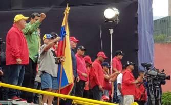 Maduro's rally2