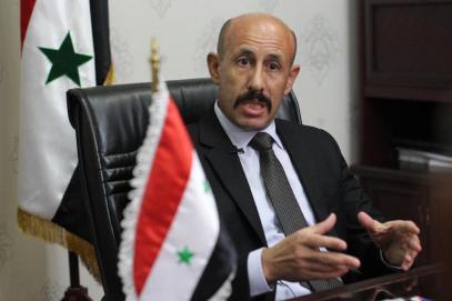 Dubes Suriah 20181