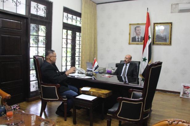 Dubes Suriah 20182
