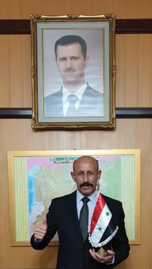 Dubes Suriah 20183