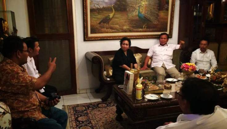 Pertemuan Jatipadang, 2014