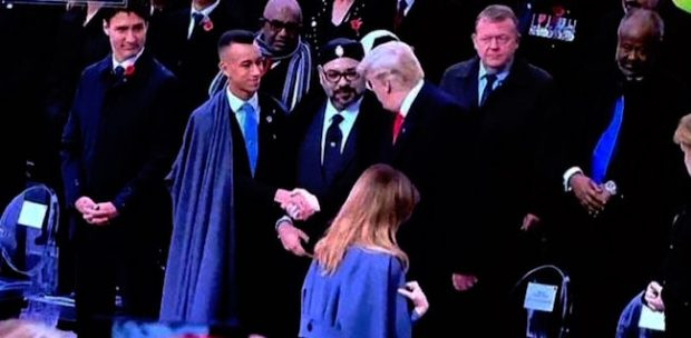 Crown-Prince-Moualy-El-Hassan-of-Morocco-and-US-President-Donald-Trump-640x455